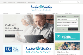 Lake Wales Medical Center reviews and complaints