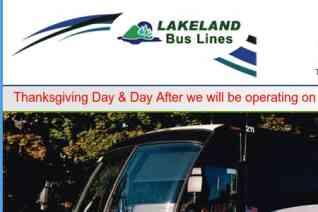 Lakeland Bus Lines reviews and complaints