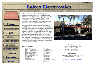 Lakes Electronics reviews and complaints