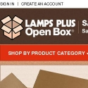 Lamps Plus Open Box