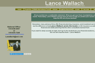 Lance Wallach reviews and complaints
