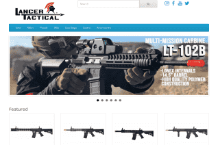Lancer Tactical reviews and complaints