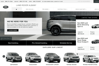 Land Rover Albany reviews and complaints