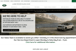 Land Rover Glen Cove reviews and complaints