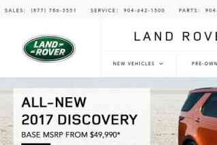 Land Rover Jacksonville reviews and complaints