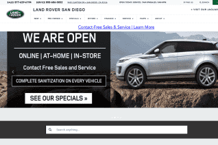 Land Rover San Diego reviews and complaints
