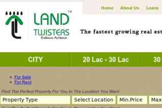 Land Twisters reviews and complaints