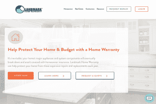 Landmark Home Warranty reviews and complaints