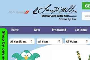 Larry H Miller Chrysler Jeep Dodge RAM Bountiful reviews and complaints