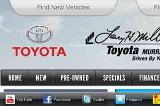 Larry H Miller Toyota Murray  reviews and complaints