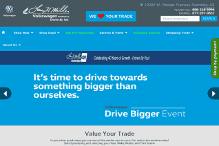 Larry H Miller Volkswagen Avondale reviews and complaints