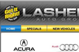 Lasher Auto Group reviews and complaints