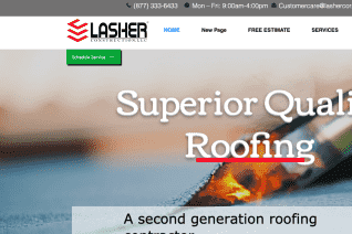 Lasher Contracting reviews and complaints