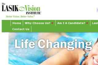 Lasik Vision Institute reviews and complaints