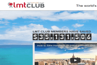 Last Minute Travel Club reviews and complaints