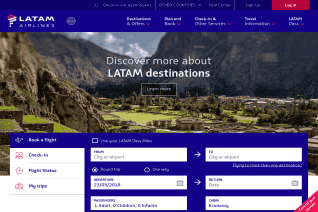 Latam Airlines reviews and complaints