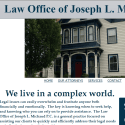 Law Office Of Joseph Michaud reviews and complaints