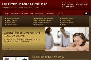 Law Office Of Keiko Griffin reviews and complaints