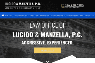 Law Office Of Lucido and Manzella reviews and complaints