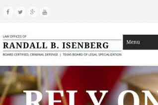 Law Offices of Randall B Isenberg reviews and complaints