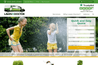 Lawn Doctor reviews and complaints