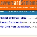 Lawyers and Settlements