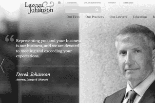 Lazega And Johanson reviews and complaints