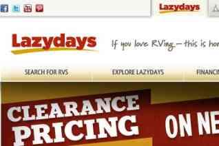 Lazydays Rv Center reviews and complaints