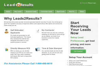 Leads2Results reviews and complaints