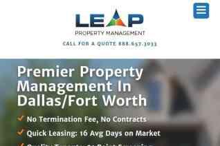 Leap Property Management reviews and complaints