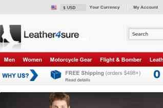 Leather4sure reviews and complaints