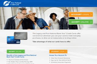 Legacy Visa reviews and complaints