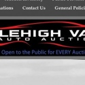 Lehigh Valley Auto Auction