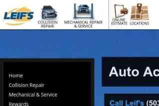 Leifs Auto Centers reviews and complaints