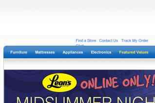 Leons Furniture reviews and complaints