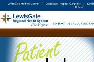 LewisGale Medical Center reviews and complaints