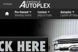 Lewisville Autoplex reviews and complaints