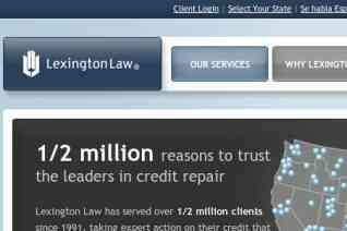 Lexington Law reviews and complaints