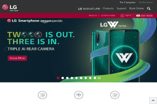 Lg Electronics India reviews and complaints