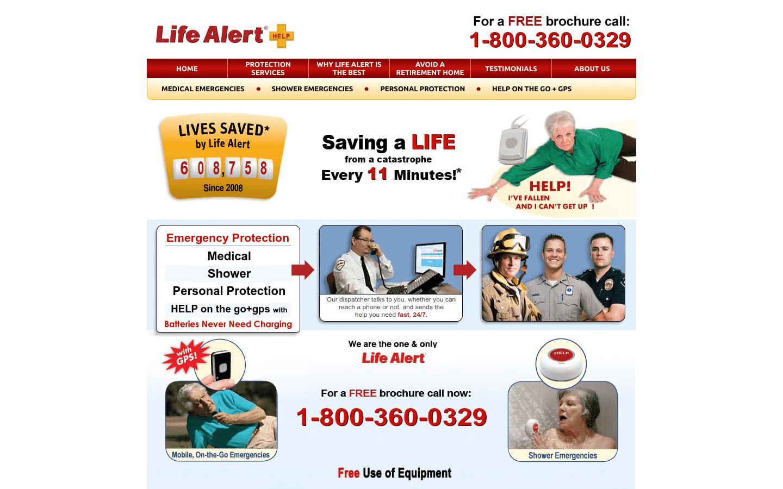 Life Alert reviews and complaints