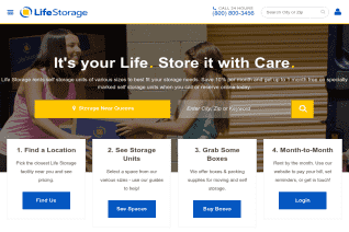 Life Storage reviews and complaints