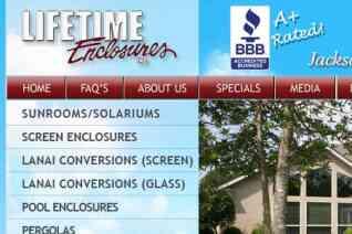 Lifetime Enclosures reviews and complaints