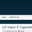 Lift Vapor Cigarette