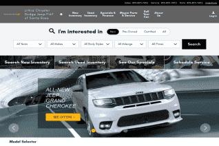 Lithia Chrysler Dodge Jeep Ram Fiat of Santa Rosa reviews and complaints