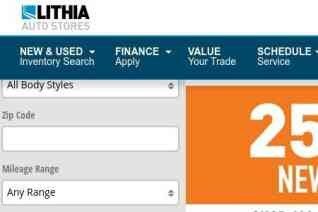 Lithia Motors reviews and complaints