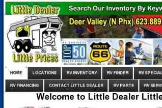 Little Dealer Little Prices RV reviews and complaints