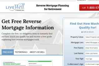 Live Well Financial reviews and complaints