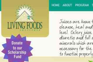 Living Foods Institute reviews and complaints