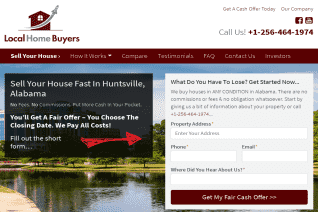 Local Home Buyers reviews and complaints