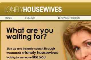 Lonely Housewives reviews and complaints